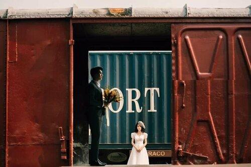 Bộ ảnh cưới được chụp tại 4 điểm cực hot ở Đà Nẵng - hình ảnh 2