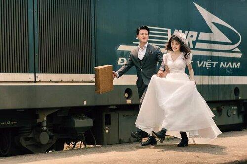 Bộ ảnh cưới được chụp tại 4 điểm cực hot ở Đà Nẵng - hình ảnh 3