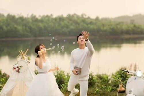 Bộ ảnh cưới được chụp tại 4 điểm cực hot ở Đà Nẵng - hình ảnh 7