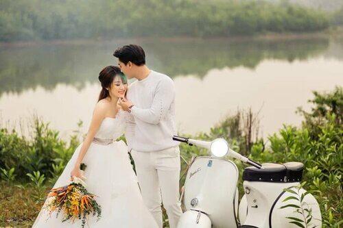 Bộ ảnh cưới được chụp tại 4 điểm cực hot ở Đà Nẵng - hình ảnh 8