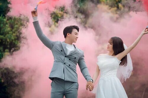 Bộ ảnh cưới được chụp tại 4 điểm cực hot ở Đà Nẵng - hình ảnh 13