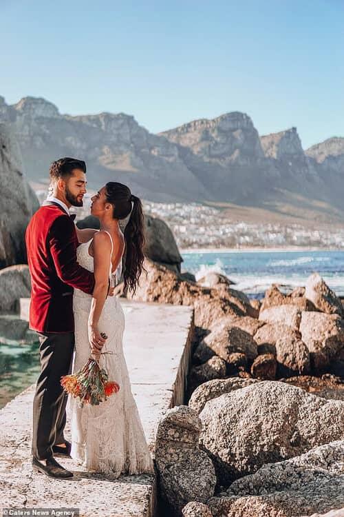 Cặp đôi chịu chơi nhất hành tinh: Đi du lịch vòng quanh thế giới để chụp ảnh cưới và sống lại ngày hạnh phúc nhất - hình ảnh 11