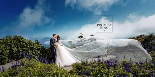 Cây cầu Vàng Đà Nẵng thu hút hàng nghìn cặp đôi đổ xô về chụp ảnh cưới - hình ảnh 12