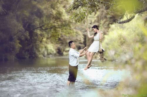 Chụp ảnh cưới kết hợp du lịch trăng mật tại Phú Quốc - hình ảnh 2