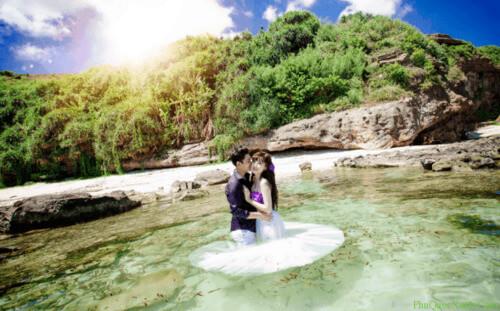 Chụp ảnh cưới kết hợp du lịch trăng mật tại Phú Quốc - hình ảnh 3