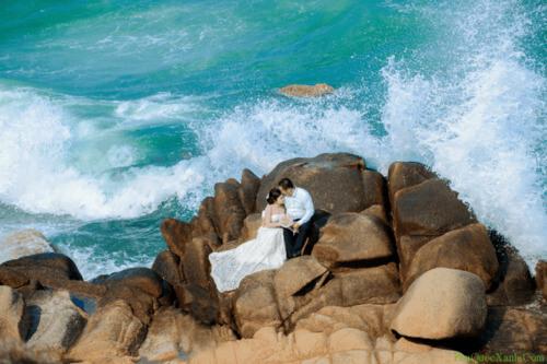 Chụp ảnh cưới kết hợp du lịch trăng mật tại Phú Quốc - hình ảnh 4