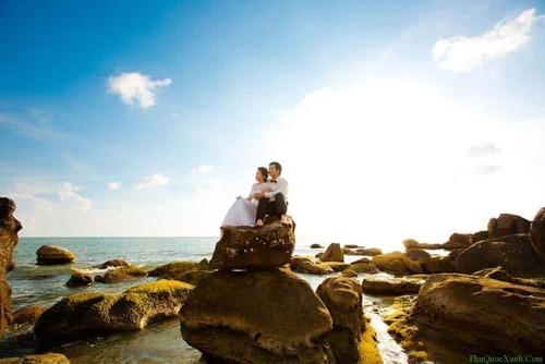 Chụp ảnh cưới kết hợp du lịch trăng mật tại Phú Quốc - hình ảnh 5