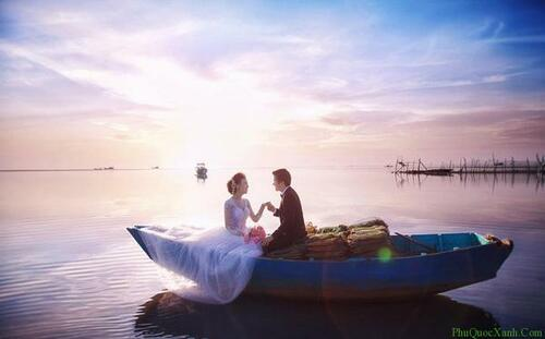 Chụp ảnh cưới kết hợp du lịch trăng mật tại Phú Quốc - hình ảnh 7