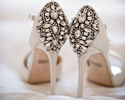 Địa chỉ mua giày cưới đẹp cho cô dâu - hình ảnh 2