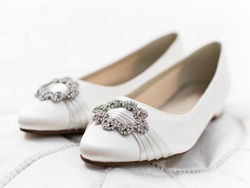 Địa chỉ mua giày cưới đẹp cho cô dâu - hình ảnh 3