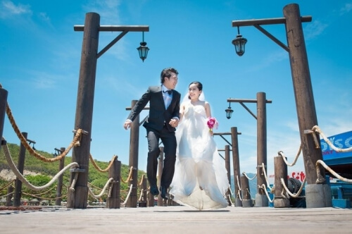 Địa điểm chụp ảnh cưới lý tưởng vào mùa thu - hình ảnh 1