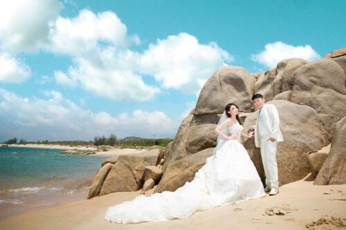 Địa điểm chụp ảnh cưới lý tưởng vào mùa thu - hình ảnh 13