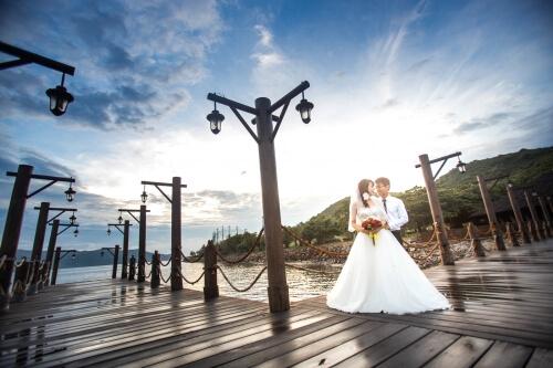Địa điểm chụp ảnh cưới lý tưởng vào mùa thu - hình ảnh 2
