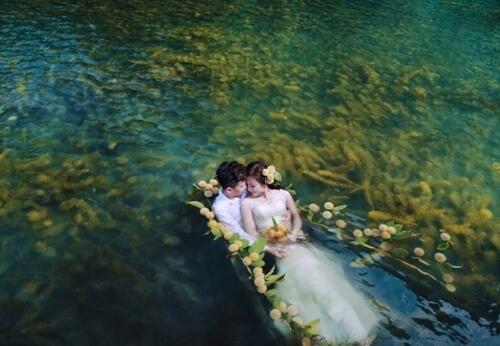 Địa điểm chụp ảnh cưới lý tưởng vào mùa thu - hình ảnh 3