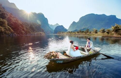 Địa điểm chụp ảnh cưới lý tưởng vào mùa thu - hình ảnh 5