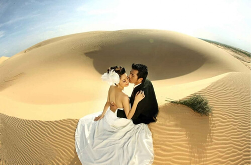 Địa điểm chụp ảnh cưới lý tưởng vào mùa thu - hình ảnh 7