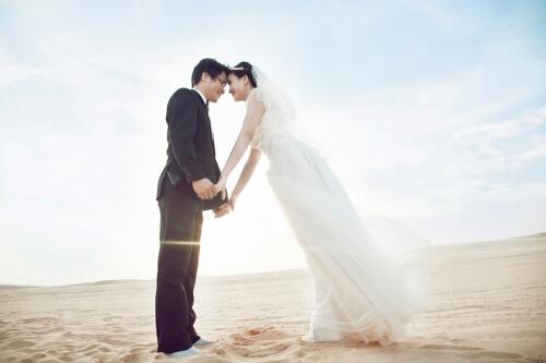 Địa điểm chụp ảnh cưới lý tưởng vào mùa thu - hình ảnh 9