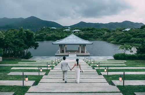 Điểm Danh Những Resort Tại Việt Nam Là Thiên đường Chụp ảnh Cưới Của Các Cặp đôi – Hình ảnh Minh Họa