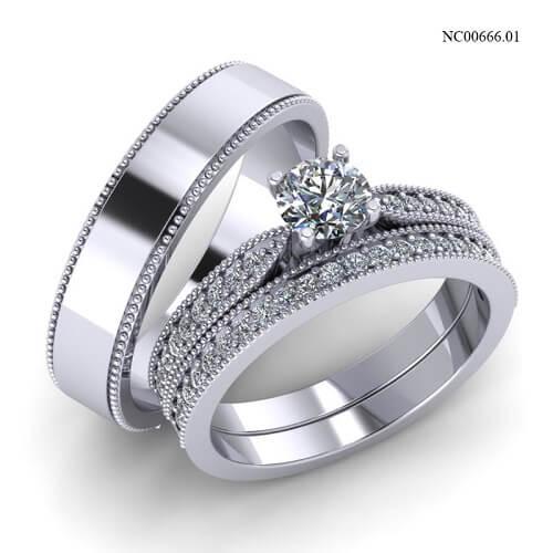 Khám phá những mẫu nhẫn cưới giá rẻ dưới 3 triệu không nên bỏ qua - hình ảnh 7
