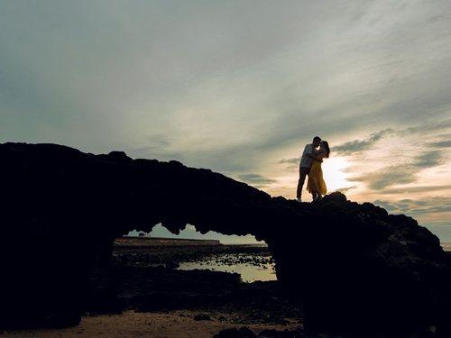 Kinh nghiệm chụp hình cưới đẹp mê ly của nàng dâu Lý Sơn - Hình ảnh 5