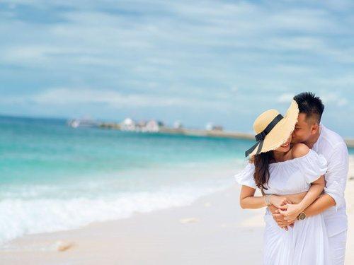 Kinh nghiệm chụp hình cưới đẹp mê ly của nàng dâu Lý Sơn - Hình ảnh 6
