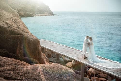 Lạc bước giữa thiên đường ảnh cưới đẹp ngất ngây tại Quy Nhơn - hình ảnh 14