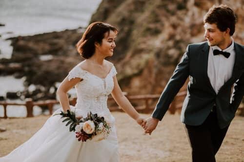 Lạc bước giữa thiên đường ảnh cưới đẹp ngất ngây tại Quy Nhơn - hình ảnh 2