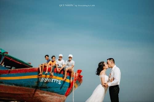 Lạc bước giữa thiên đường ảnh cưới đẹp ngất ngây tại Quy Nhơn - hình ảnh 20
