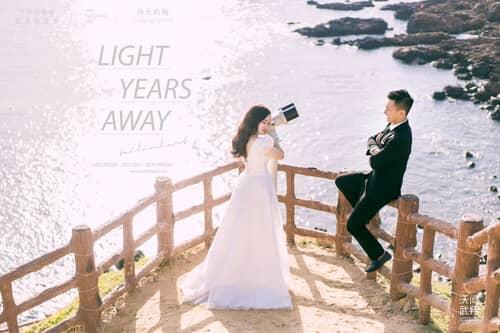 Lạc bước giữa thiên đường ảnh cưới đẹp ngất ngây tại Quy Nhơn - hình ảnh 4