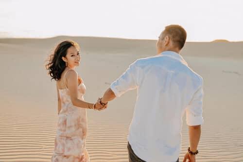 Lạc bước giữa thiên đường ảnh cưới đẹp ngất ngây tại Quy Nhơn - hình ảnh 6