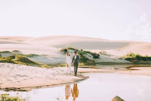 Lạc bước giữa thiên đường ảnh cưới đẹp ngất ngây tại Quy Nhơn - hình ảnh 8