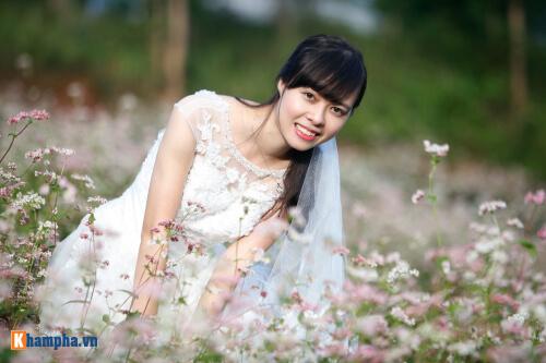 Lên Hà Giang chụp ảnh cưới cùng tam giác mạch - hình ảnh 1