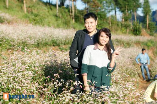 Lên Hà Giang chụp ảnh cưới cùng tam giác mạch - hình ảnh 12