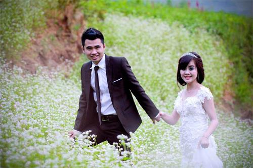 Lên Hà Giang chụp ảnh cưới cùng tam giác mạch - hình ảnh 6