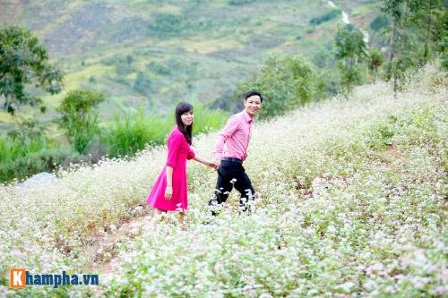 Lên Hà Giang chụp ảnh cưới cùng tam giác mạch - hình ảnh 8