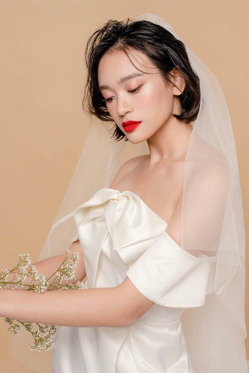 Năm 2019, khẳng định trang điểm trong suốt luôn là xu hướng được các cô dâu yêu thích - hình ảnh 14