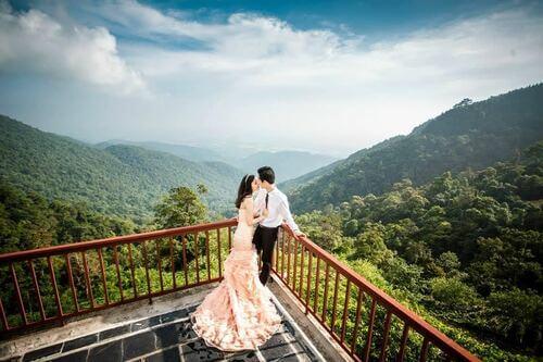 Ngất ngây với địa điểm chụp ảnh cưới đẹp ngỡ như trời Tây - hình ảnh 4