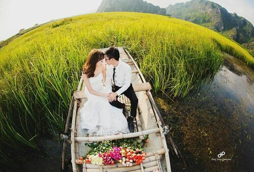 Ngất ngây với địa điểm chụp ảnh cưới đẹp ngỡ như trời Tây - hình ảnh 6