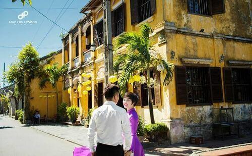 Ngất ngây với địa điểm chụp ảnh cưới đẹp ngỡ như trời Tây - hình ảnh 8
