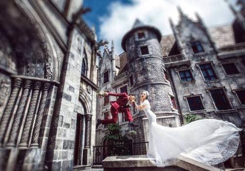 Nghỉ dưỡng lãng mạn, chụp ảnh cưới đẹp không tì vết, bí mật đó nằm ở đây - hình ảnh 2
