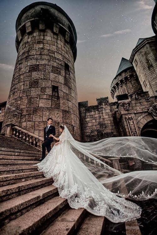 Nghỉ dưỡng lãng mạn, chụp ảnh cưới đẹp không tì vết, bí mật đó nằm ở đây - hình ảnh 3