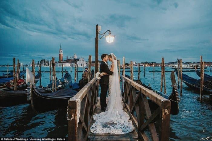 Những bức ảnh cưới ấn tượng nhất thế giới 2018 - hình ảnh 1