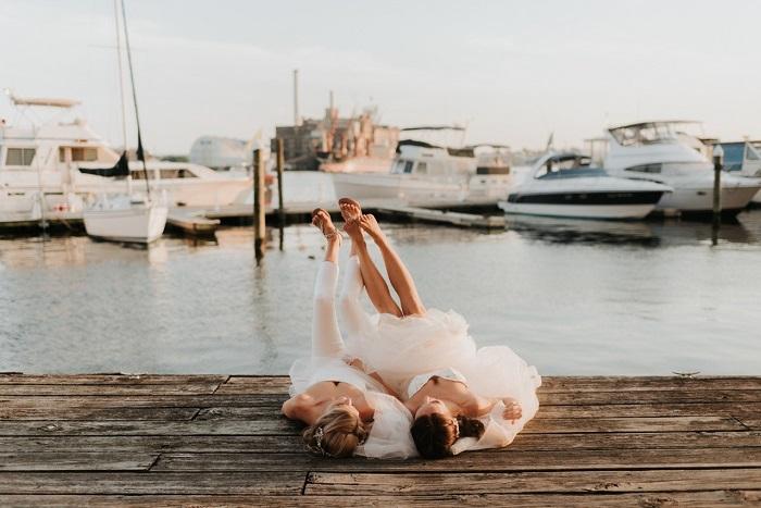 Những bức ảnh cưới ấn tượng nhất thế giới 2018 - hình ảnh 22