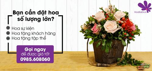 Top 10 địa chỉ cung cấp hoa cưới đẹp ở Quận 3, TP Hồ Chí Minh - hình ảnh 9
