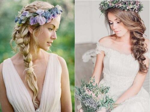 Top 10 kiểu tóc cô dâu đẹp nhất 2019 cho ngày cưới thêm hoàn hảo - hình ảnh 22