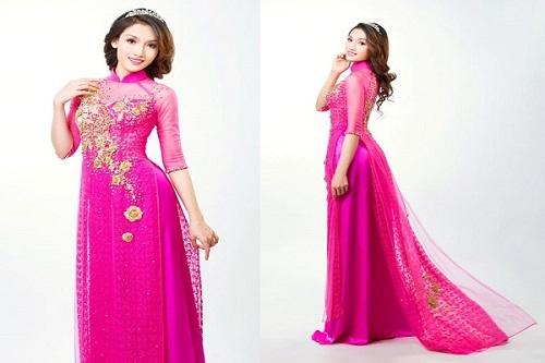 Top 5 địa chỉ may áo dài cưới đẹp ở TPHCM - hình ảnh 5