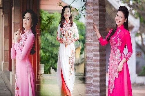 Top 5 địa chỉ may áo dài cưới đẹp ở TPHCM - hình ảnh 6