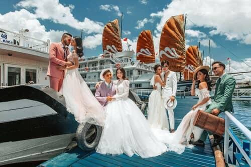 Trải nghiệm chụp ảnh cưới kết hợp du lịch nghỉ dưỡng - hình ảnh 1