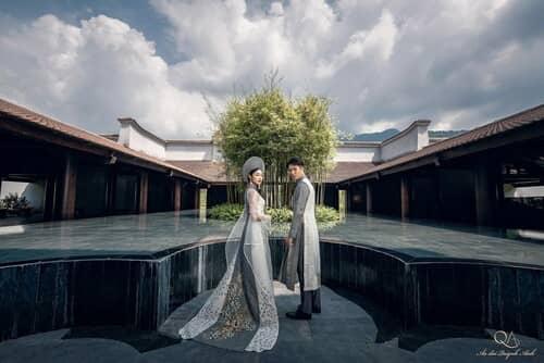 Trải nghiệm chụp ảnh cưới kết hợp du lịch nghỉ dưỡng - hình ảnh 4