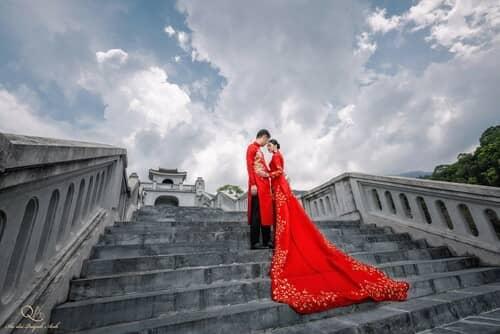 Trải nghiệm chụp ảnh cưới kết hợp du lịch nghỉ dưỡng - hình ảnh 5
